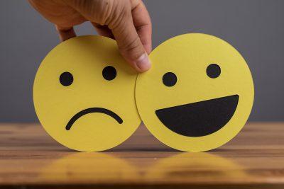 Transformer sa mauvaise humeur en sourire