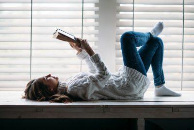 Activités pour vous rendre heureux, lecture