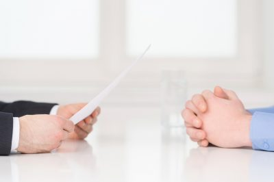 Entrevue emploi embauche
