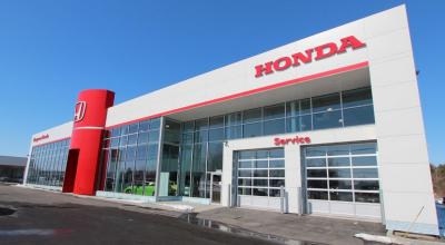 Concession Chagnon Honda