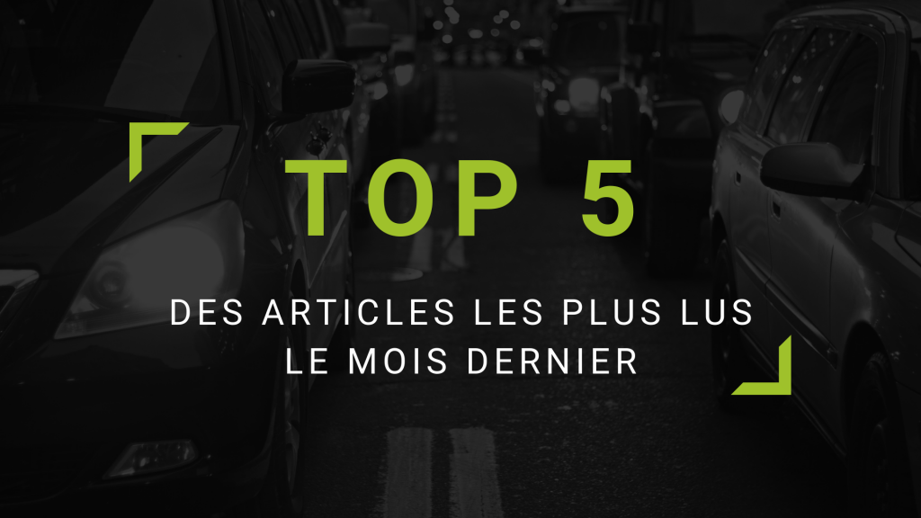 Top 5 des articles