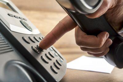 Entrevue téléphonique